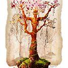 Treewalker by Ted Kim