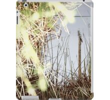 Reflection in the Weeds iPad Case/Skin