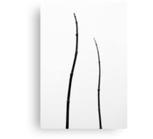 Minimal Nature Canvas Print