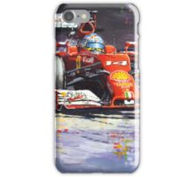 2014 Ferrari F14T Fernando Alonso  iPhone Case/Skin