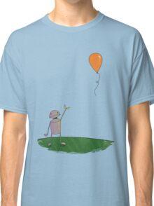 Sad Robot - The Balloon Classic T-Shirt