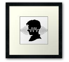 Alex Turner AM Framed Print