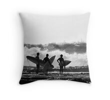 Patience is a Virtue Throw Pillow