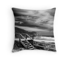 As The Westerly Blows Throw Pillow