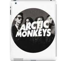 Arctic Monkeys Circle iPad Case/Skin