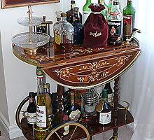 Mini Bar Wagon by chowini