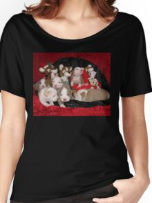 Waiting For Santa Women's Relaxed Fit T-Shirt