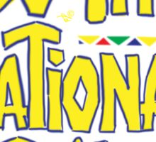DO THE RATIONAL THING by Tai's Tees Sticker