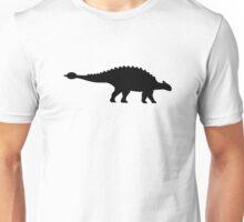 Dinosaur ankylosaurus Unisex T-Shirt