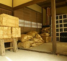 Haystacks and Sacks by taztravels