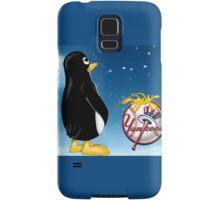 Penguin Relief Samsung Galaxy Case/Skin