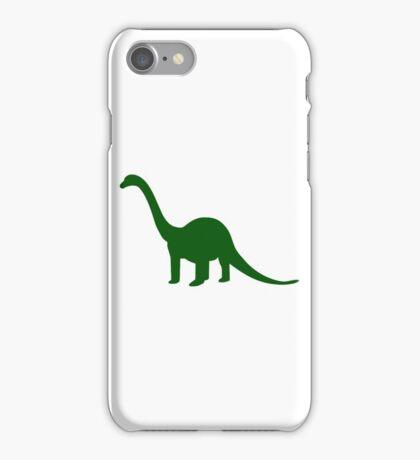 Dinosaur Longneck iPhone Case/Skin