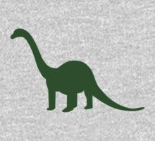Dinosaur Longneck Kids Clothes
