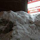 Snow Bank Of Doom by Glenn Esau