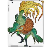 Jinfengopteryx - Golden Phoenix Wing iPad Case/Skin