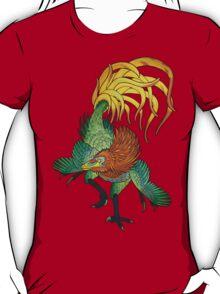 Jinfengopteryx - Golden Phoenix Wing T-Shirt