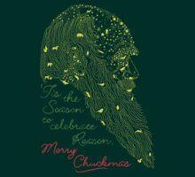 """""""Merry Chuckmas!"""" by Tai's Tees by TAIs TEEs"""