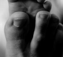 Footprints? by Belinda Fraser