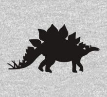 Dinosaur Stegosaurus Kids Clothes