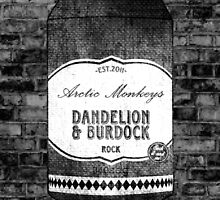 You're rarer than a can of dandelion and burdock by Kurium