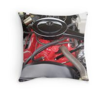 Engineered To Be Classy Throw Pillow