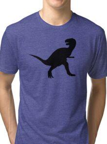 Dinosaur T-Rex Tri-blend T-Shirt