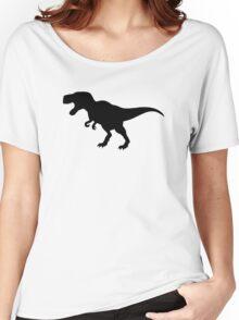 Dinosaur T-Rex Women's Relaxed Fit T-Shirt