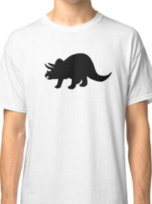 Dinosaur triceratops Classic T-Shirt