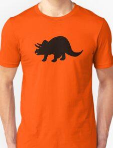 Dinosaur triceratops Unisex T-Shirt