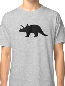 Dinosaur triceratops Classic T-Shirt