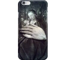 A hand for madonna iPhone Case/Skin
