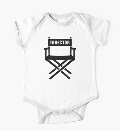 Director's chair One Piece - Short Sleeve