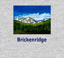"The MUSEUM Artist Series jGibney Breckenridge CO Art1 Giclee Canvas Artist Series jGibney Breckenridge CO Photo Art1 Giclee Canvas jGibney breck1999art300dpi 78"" x 40"" Unisex T-Shirt"