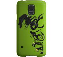 Alien Evolution (NO TEXT) Samsung Galaxy Case/Skin