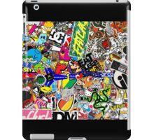 Sticker Bomb Collaboration iPad Case/Skin