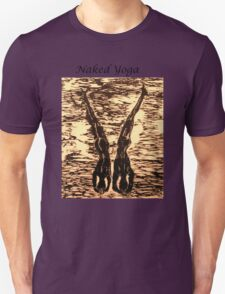 Naked Yoga T-Shirt