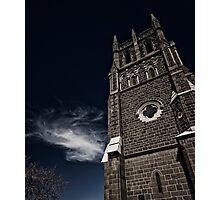 Holy Smoke Photographic Print