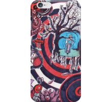 Trippy Alice in Wonderland iPhone Case/Skin