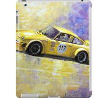 Porsche 911 S Typ G Josef Michl iPad Case/Skin