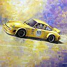 Porsche 911 S Typ G Josef Michl by Yuriy Shevchuk