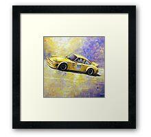 Porsche 911 S Typ G Josef Michl Framed Print