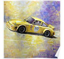 Porsche 911 S Typ G Josef Michl Poster