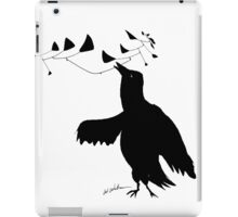 Smart Bird iPad Case/Skin
