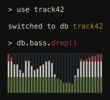 db.bass.drop() - DJing in mongoDB by Federico Rampazzo