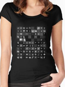 Messier Image Map Women's Fitted Scoop T-Shirt