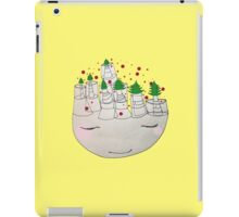 christmas thoughts iPad Case/Skin