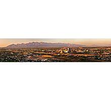 Tucson Panorama Photographic Print