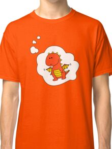 Imagine Dragons - Red Cartoon Version! Classic T-Shirt