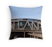 ATLANTA at Phillips Arena Throw Pillow