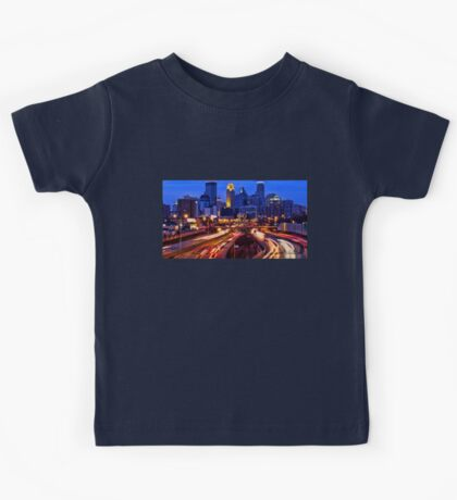 Minneapolis Saturday Night Kids Tee